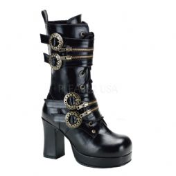 Costume Ladies Gothika Steampunk Boots
